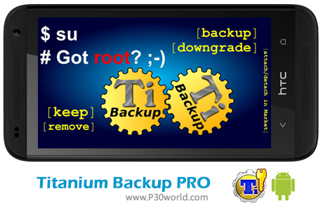 دانلود Titanium Backup