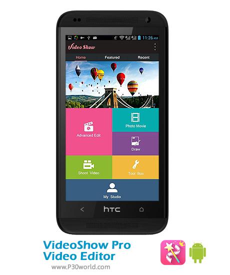 دانلود VideoShow Pro - Video Editor