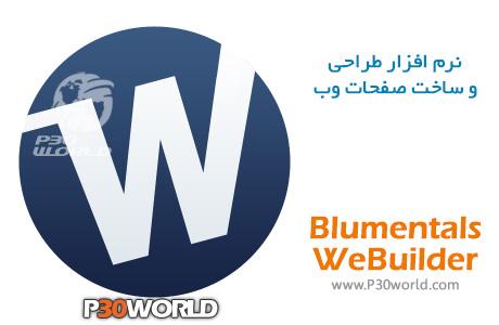 دانلود Blumentals WeBuilder