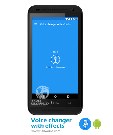 دانلود Voice changer with effects