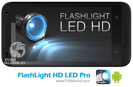 دانلود FlashLight HD LED Pro