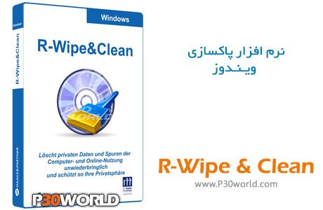 دانلود R-Wipe & Clean
