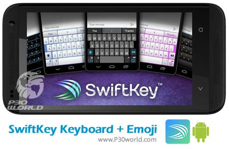دانلود SwiftKey Keyboard