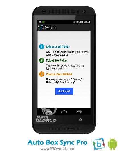 دانلود Auto Box Sync Pro 1 6 8 نرم افزار اندروید هماهنگ سازی فایل ها