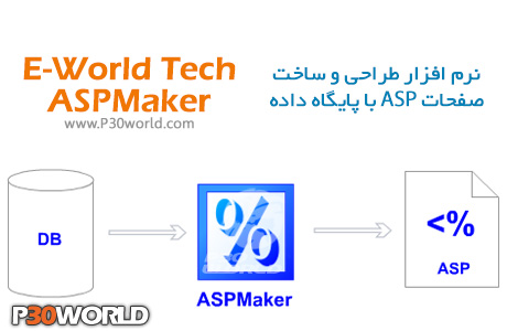 دانلود e-World Tech ASPMaker