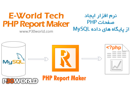 دانلود e-World Tech PHPMaker