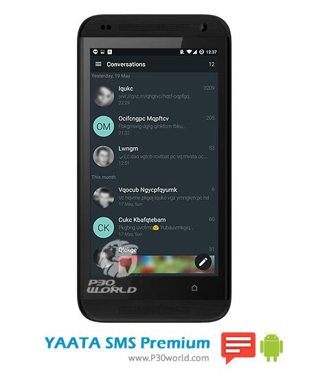 دانلود YAATA SMS Premium