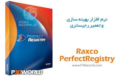 دانلود Raxco PerfectRegistry