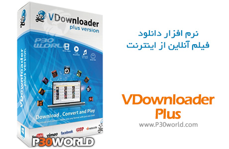 دانلود VDownloader Plus