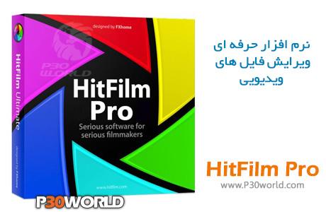 دانلود FXhome HitFilm Pro