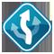 دانلود مسیریاب MapFactor