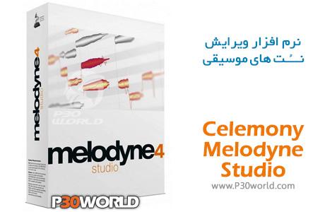 دانلود Celemony Melodyne Editor
