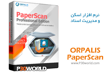 دانلود ORPALIS PaperScan Professional Edition