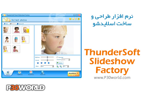 دانلود Thundersoft Flash Slideshow Factory