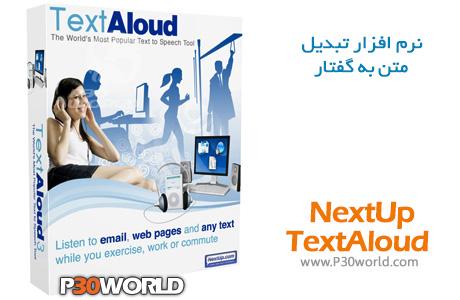 دانلود NextUp TextAloud