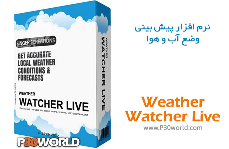 دانلود Weather Watcher Live