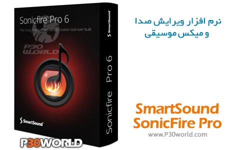 دانلود SmartSound SonicFire Pro
