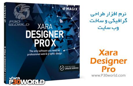 دانلود Xara Designer Pro X