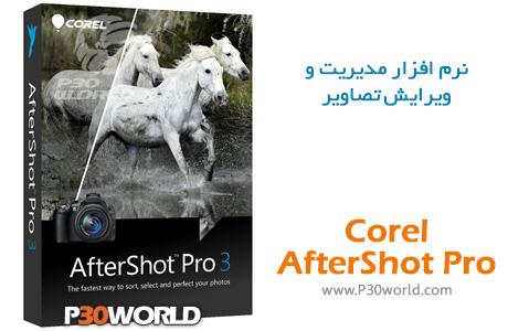 دانلود Corel AfterShot Pro