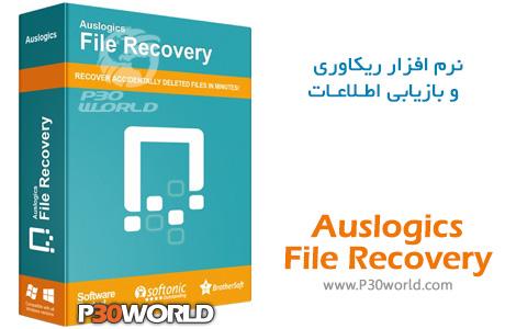 دانلود Auslogics File Recovery
