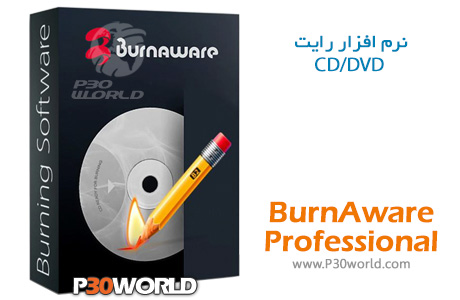 دانلود BurnAware Professional