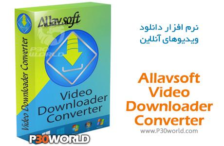 دانلود Allavsoft Video Downloader Converter