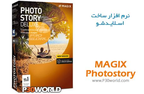 دانلود MAGIX Photostory