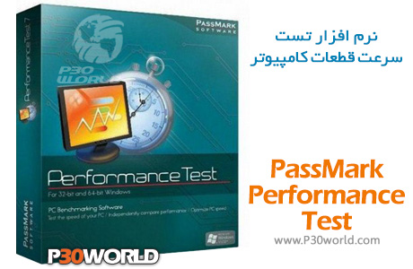دانلود PassMark PerformanceTest