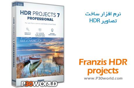 دانلود Franzis HDR projects professional
