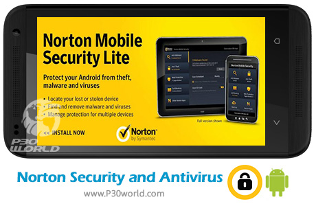 دانلود Norton Security and Antivirus