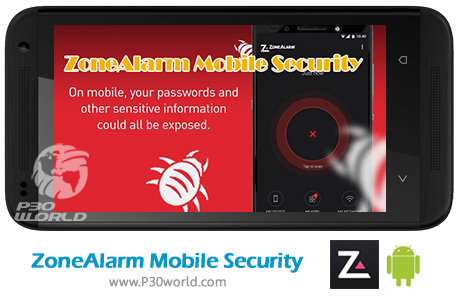 دانلود ZoneAlarm Mobile Security Premium
