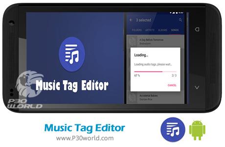 دانلود Music Tag Editor Pro