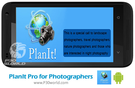 دانلود PlanIt! Pro for Photographers