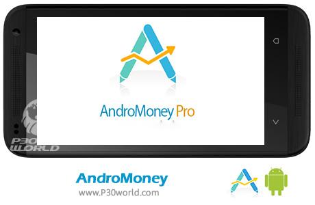 دانلود AndroMoney Pro