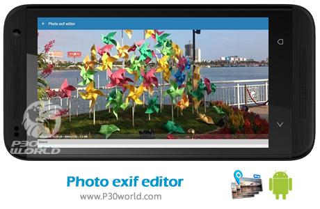 دانلود Photo exif editor Pro