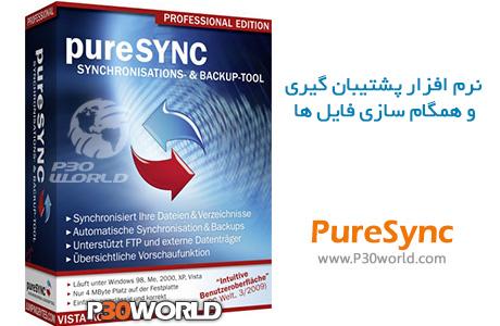 دانلود PureSync