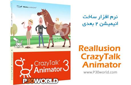 دانلود Reallusion CrazyTalk Animator