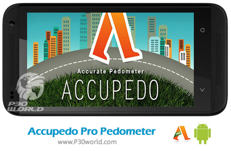 دانلود Accupedo-Pro Pedometer - Step Counter