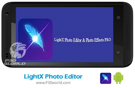 دانلود LightX Photo Editor & Photo Effects
