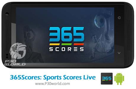 دانلود 365 Scores: Sports Scores Live