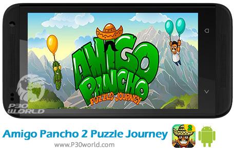 ��� amigo pancho 2 puzzle journey v1111 ��� ���