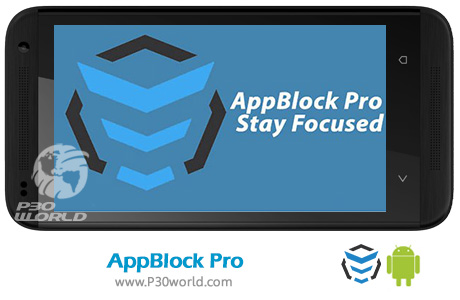 دانلود AppBlock - Stay Focused