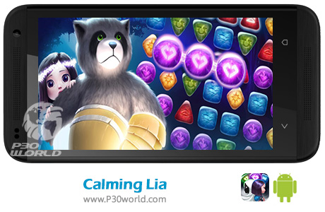 دانلود Calming Lia – Puzzle Adventure v2.661