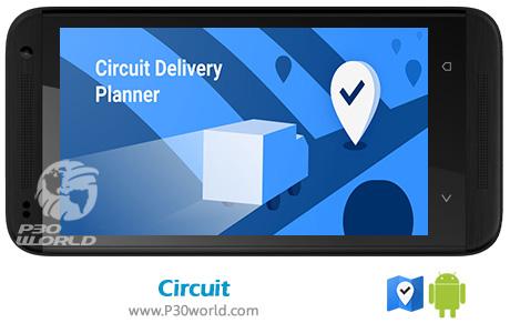دانلود Circuit – Route Planner Pro 0.40