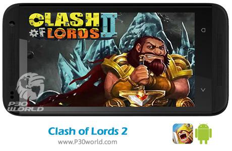 دانلود Clash of Lords 2 v1.0.254