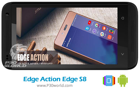دانلود Edge Action Edge S8 Launcher Edge Screen v1.0.6