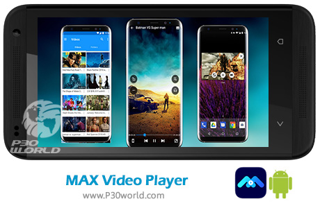 دانلود MAX Video Player Premium 1.0.3
