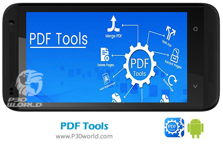دانلود PDF Tools Merge Rotate Watermark Split v1.3