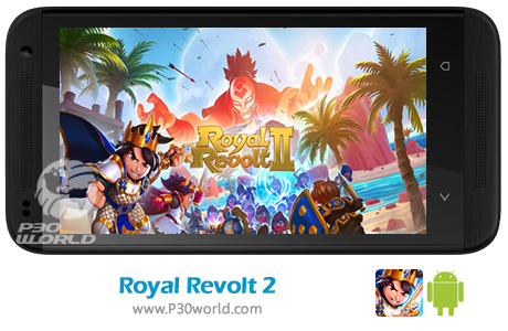 دانلود Royal Revolt 2 v3.9.0