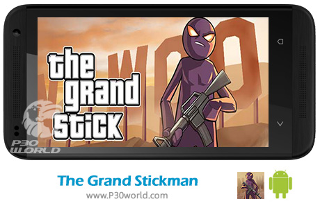 دانلود The Grand Stickman v1.3